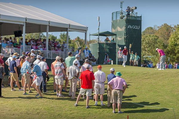 Official Sponsors - Sanderson Farms Championship
