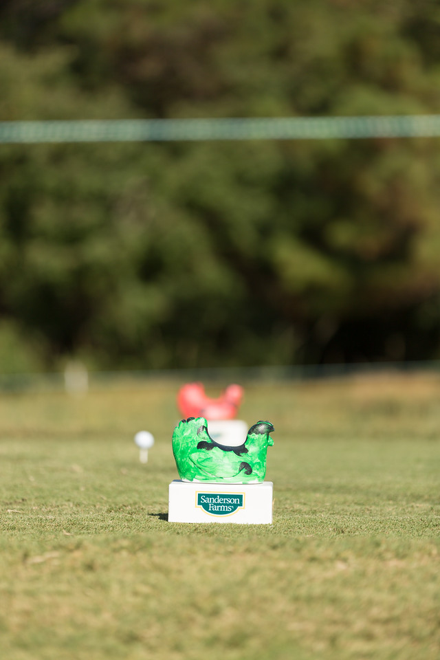Chicken Tee Marker
