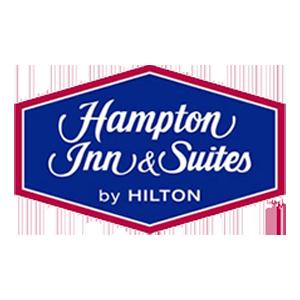 Logo for Hampton Inn & Suites
